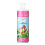 Strawberry & Organic Mint Conditioner 500ml Pump Bottle